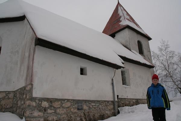 Cerkvica sv. Lovrenca