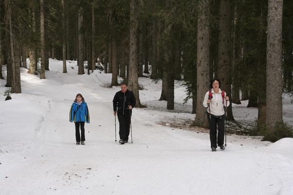 Na zmrznjeni progi ni naših sledi...