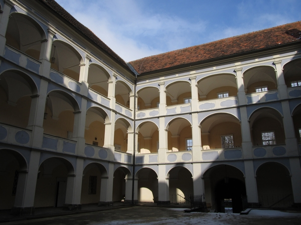 Notranjost dvorca