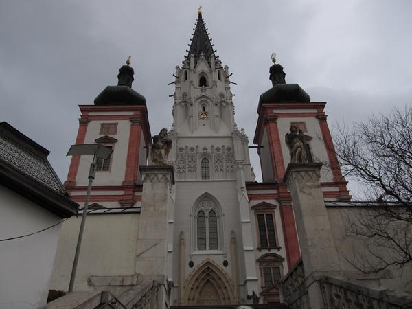 Bazilika v Mariazellu