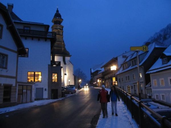 Večerni Annaberg
