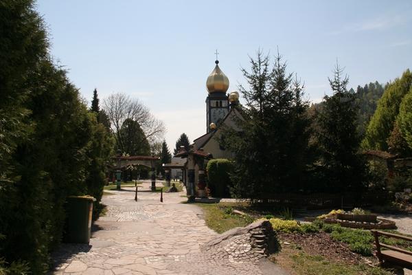 Hundertwasserjeva cerkev