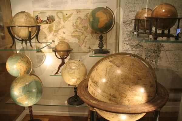 Globusi, takšni in drugačni