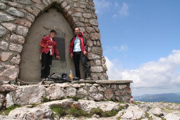 Na vrhu Heukuppe