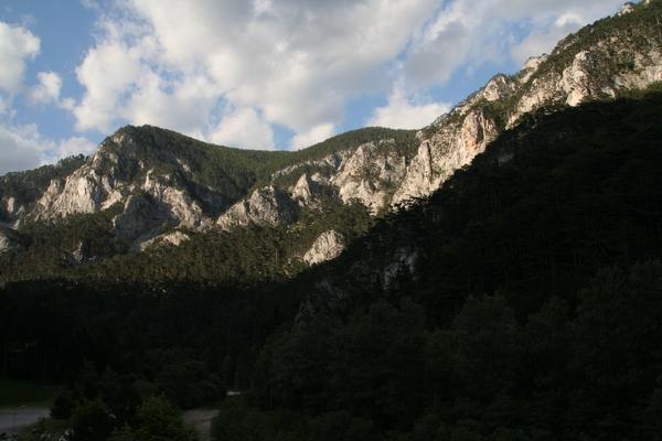 Dolina nad Hirschwangom