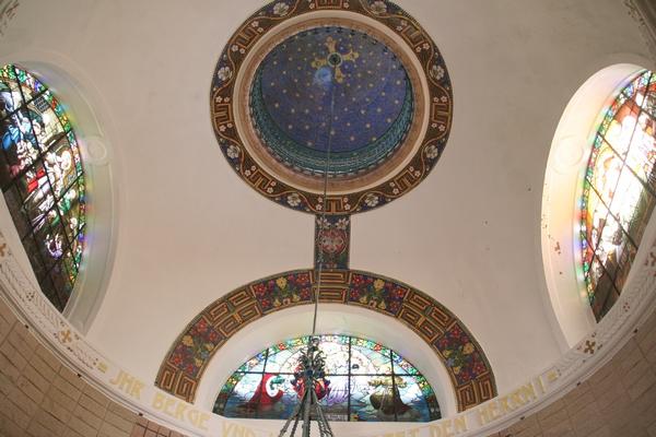 Notranjost kapele