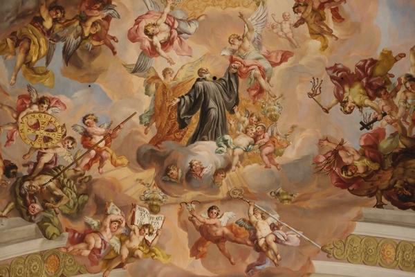 Triumf svetega Benedikta