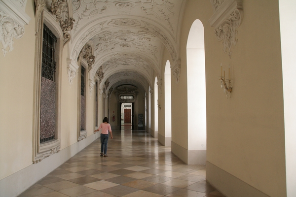 Samostanski hodniki