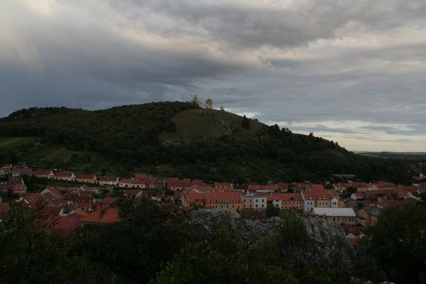 Mikulov in Sveti hrib