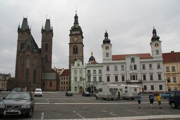 Katedrala in Črni zvonik