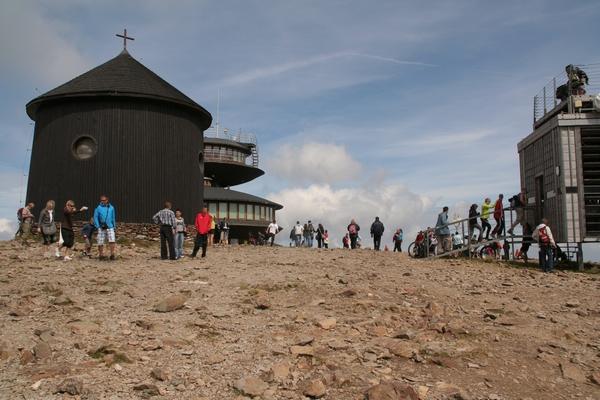 Najvišji Češki vrh