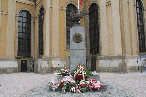 Spomenik Janezu Pavlu ll. v Jeleni Gori