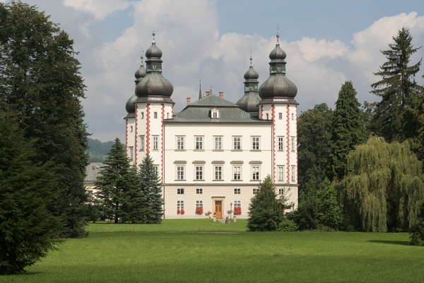 Dvorec Vrchlabi
