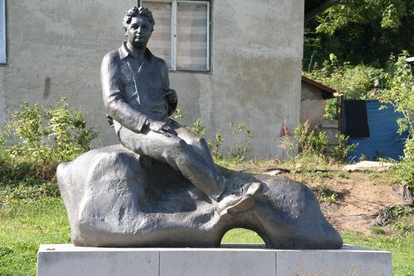 Spomenik Jaroslavu Hašku