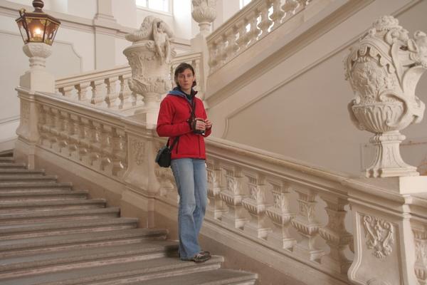 Mogočno stopnišče