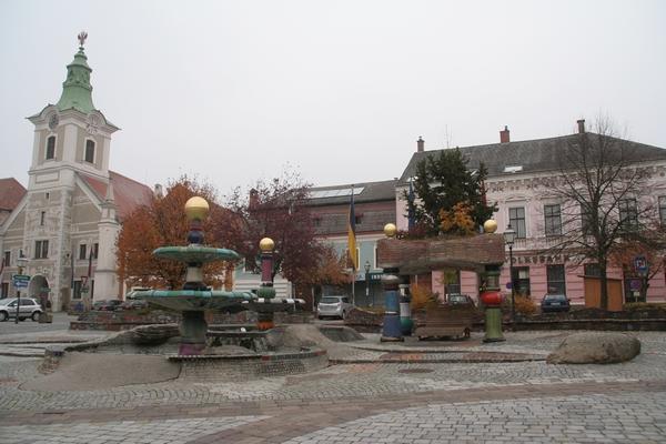 Hundertwasser in Zwettl