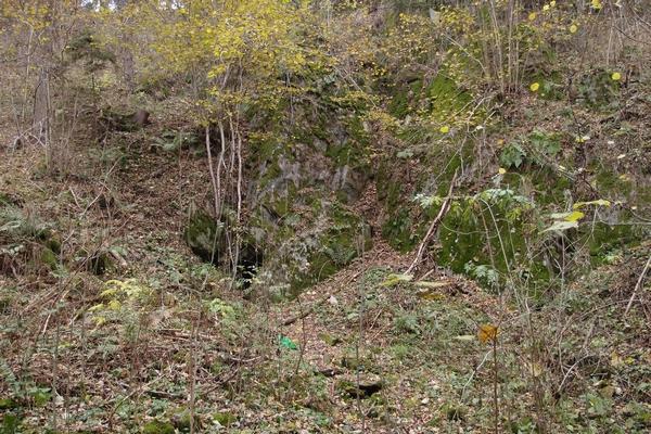 Graselovo skrivališče