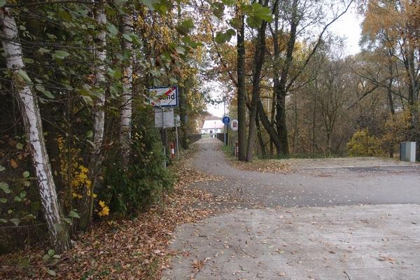 Mejni prehod za pešce