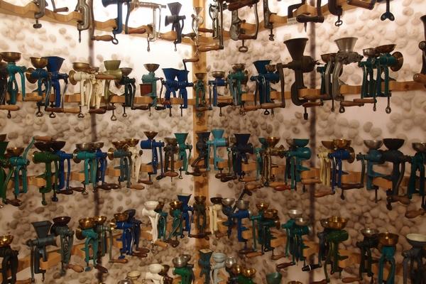 Zbirka mlinčkov za mak